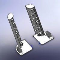 3D-модель заглушки