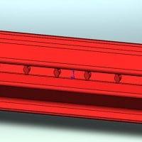 3D-модель держателя рамки