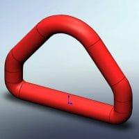 3D-модель серьги