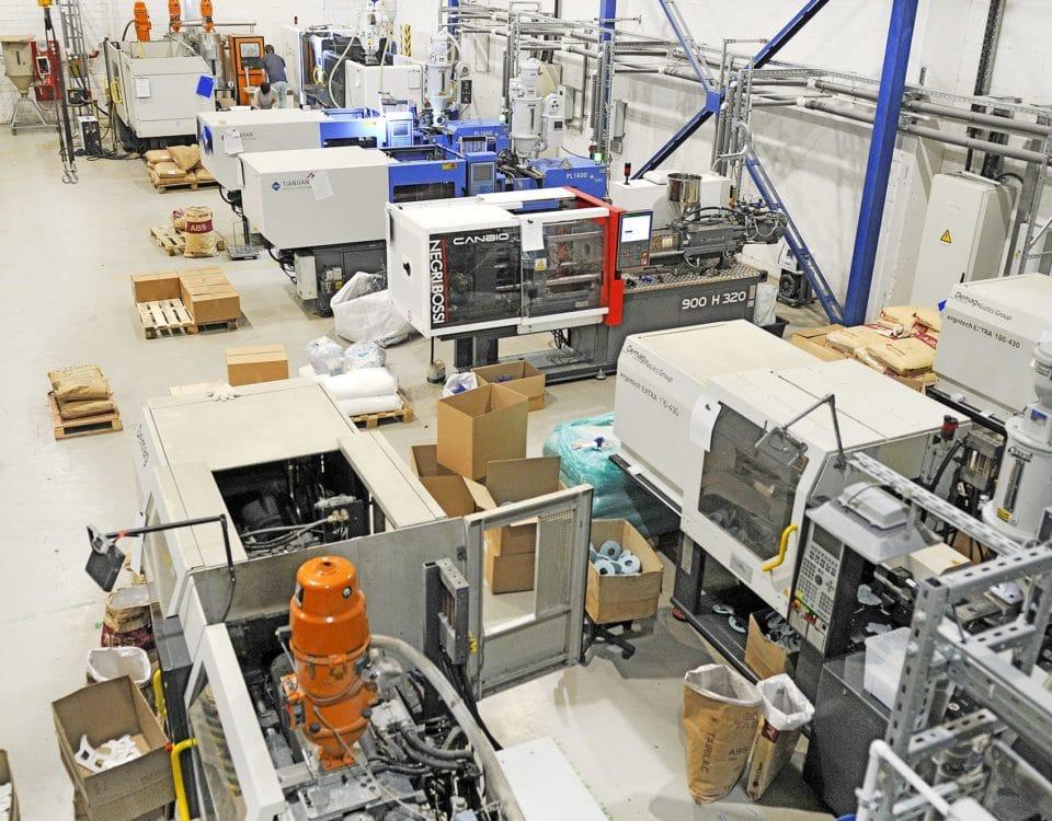 Производственный цех Метапласт СП